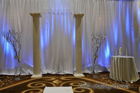 pipe and draping for weddings fabric background backdrops pipe n drape wedding