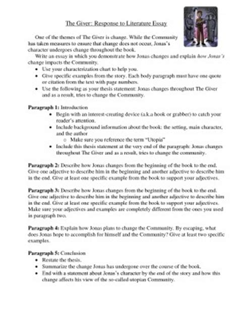 theme essay for the giver the giver theme quotes quotesgram