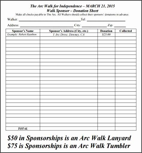 10 Prospect Sign Up Sheet Template Sletemplatess Sletemplatess Donor Prospect List Template