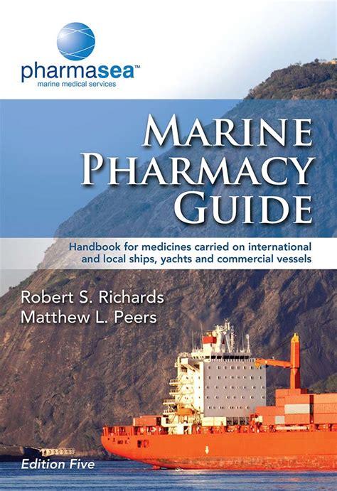 Marine Pharmacy by Pharmasea Marine Pharmacy Services Bringing Marine