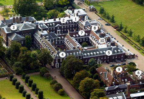 kensington palace william and kate prince harry moves next door to william and kate s london