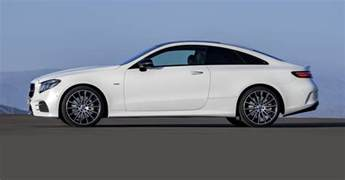 Mercedes E Class Coupe 2017 Mercedes E Class Coupe Revealed Ahead Of