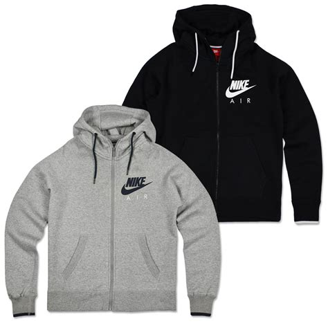 Sweater Jaket Hoodie Air 1 nike swoosh air hoodie fleece hooded jumper club hoody