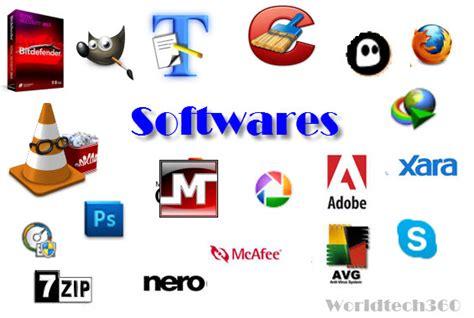 softwares software and antivirus computers software