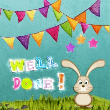 well done youfree for everyone ecards, greeting cards