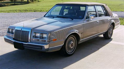 electronic toll collection 1987 lincoln continental mark vii parental controls service manual 1987 lincoln continental mark vii remove driver door panel service manual
