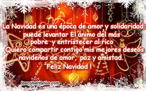feliz navidad poemas y cartas de amor novelas gifs con frases de navidad
