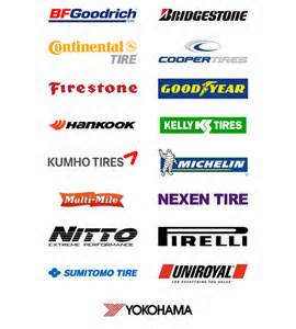 Tire Brand Names And Logos Tire Services Ken S Automotive Transmissions