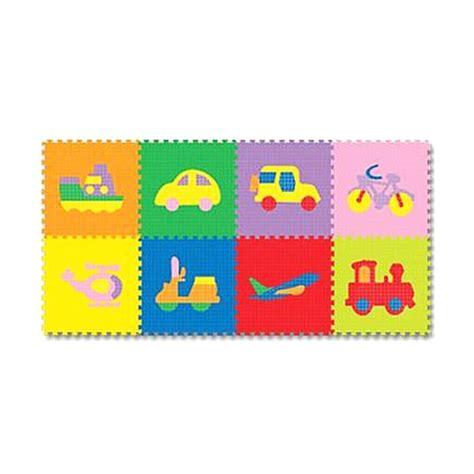 Puzzle Alat Tranportasi jual evamats motif transportasi karpet puzzle harga kualitas terjamin blibli