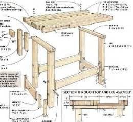 free work bench plans woodworking free plans woodworking bench plans
