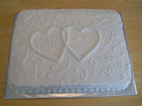 Bridal Shower Sheet Cakes by Colors Wedding Sheet Cakes And The O Jays On