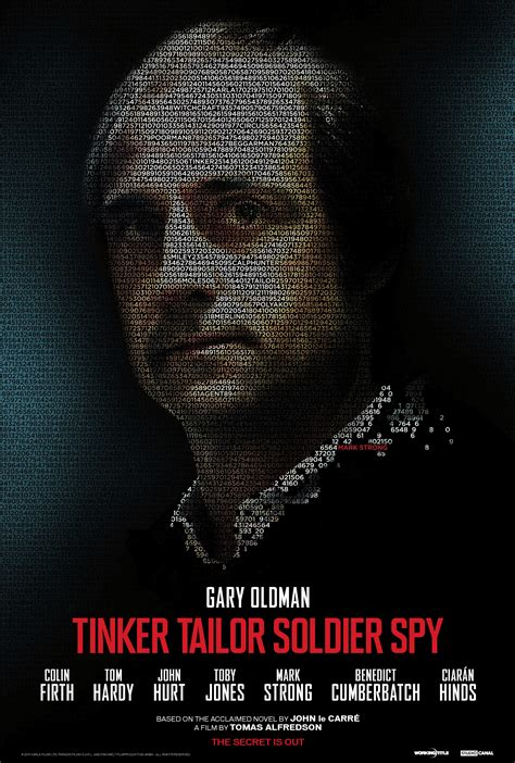 tinker tailor soldier spy b002v092m4 3 new character posters for tinker tailor soldier spy