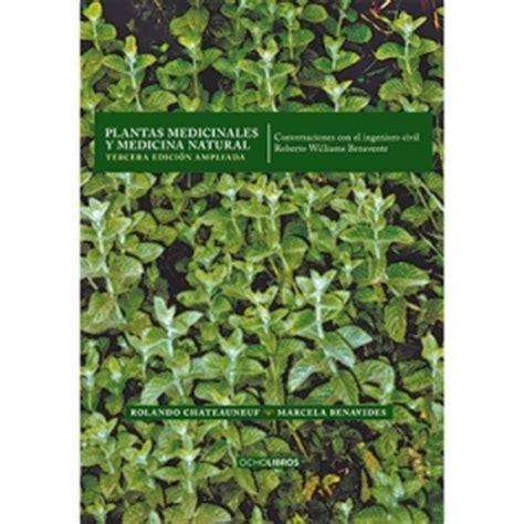 libro plantas medicinales descripcin y libro plantas medicinales y medicina natural ocho libros editorial