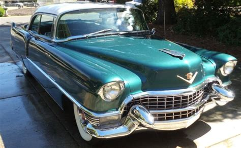 1955 cadillac coupe 2 door for sale cadillac