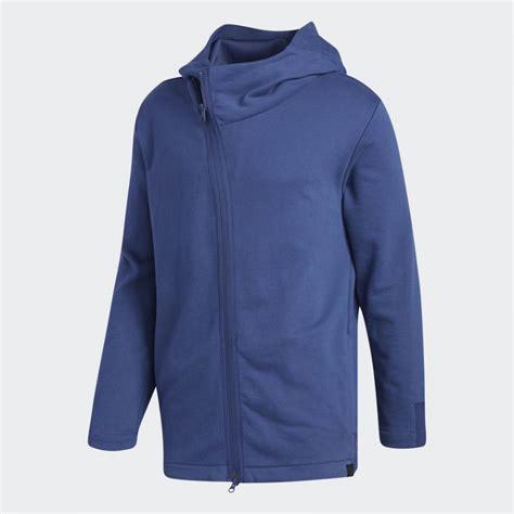 Pakaian Sport Hoodie Untuk Anjing jual pakaian basket adidas mvp shooter hoodie vol 2 blue