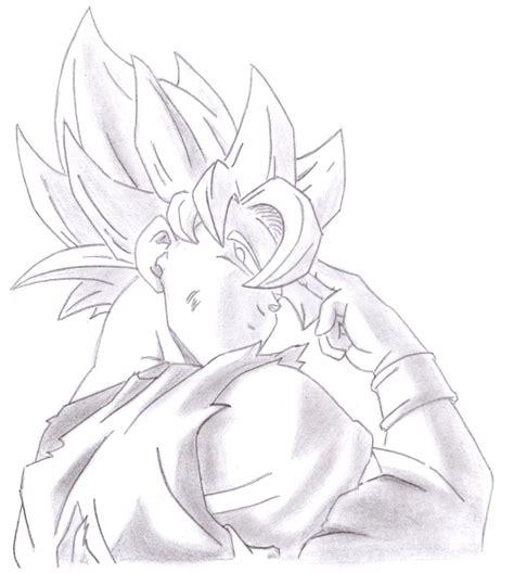 imagenes de goku haciendo el kamehameha para dibujar dibujos anime goku teletransportacion