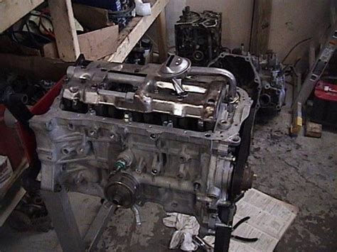 my engine build h23vtec