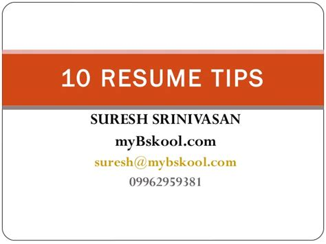 Why Executive Mba Is Important by Mybskool Live Class Why Analysis Of A Resume Is