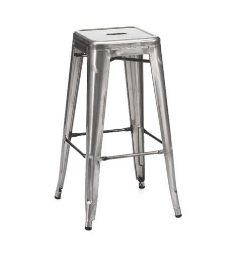 architect gunmetal bar stool buy metal bar stools clear gun metal finish tolex style bar stool tablebasedepot