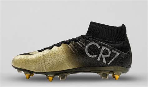 cristiano ronaldo shoes for nike honors cristiano ronaldo with encrusted boots