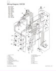 mercury 150 tach wiring diagram wiring diagram with