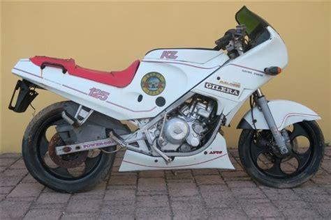 Motorrad 125 Ccm Gilera by Gilera Kz 125 Ccm 1987 Catawiki