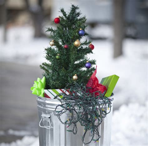 christmas tree recycling issaquah got compost