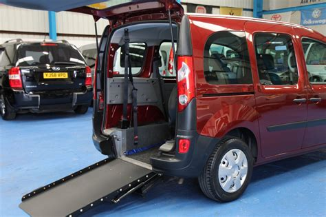 Rollstuhl Auto kangoo auto wheelchair car gx60ujk wheelchair accessible