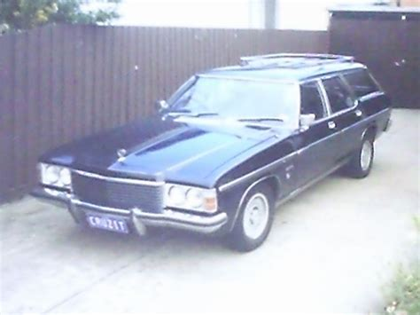holden hz wagon aussie plates dinkum car comp