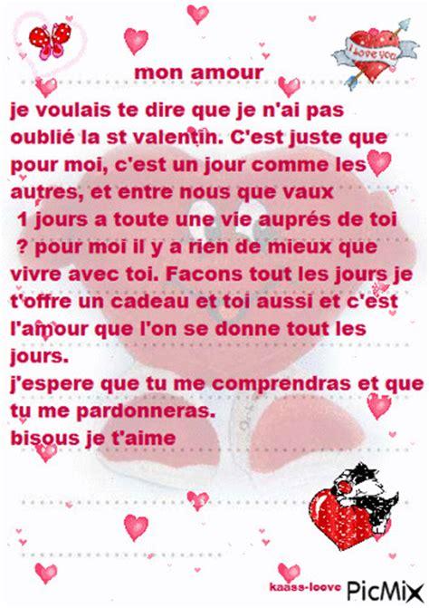 Exemple De Lettre St Valentin Valentin