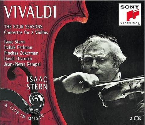 vivaldi biography movie vivaldi the four seasons etc by isaac stern