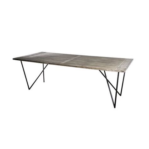 Top Table L by Sia Dining Table Matilda With Solid Oak Top L 240cm Sia From Concept Stores Limited Uk