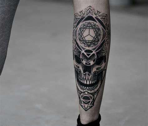 tatuajes de calaveras para este invierno 161 te sorprender 225