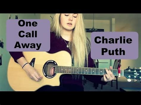 tutorial guitar one call away stitches shawn mendes guitar tutorial easy and advanced