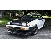 How A Father Convinced His Son To Buy Toyota Corolla AE86