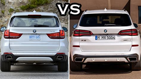 Bmw 3er 2019 Youtube by 2019 Bmw X5 Vs 2018 Bmw X5 See The Differences Youtube