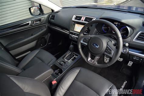 2015 Subaru Liberty 3 6r Review Performancedrive