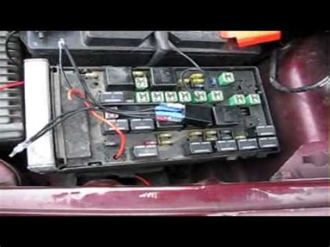 car stereo head unit install ** no sound ** amp not