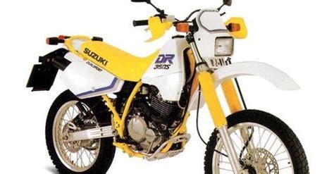 Download Suzuki Service Repair Manual Suzuki Dr350