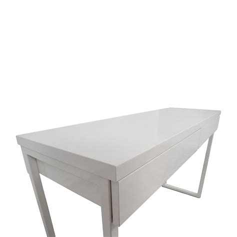 ikea desk for two 33 off ikea ikea besta burs white two desk