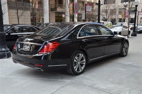 Mercedes Chicago by 2014 Mercedes S Class S550 Stock B750a For Sale