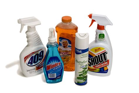 household products unsafe household chemical products pose serious threats