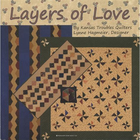 kansas troubles quilters cozy quilts and comforts easy to stitch easy to books layers of from kansas troubles quilts kansas