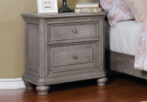 standing ls for bedroom hton point gray night stand lexington overstock warehouse