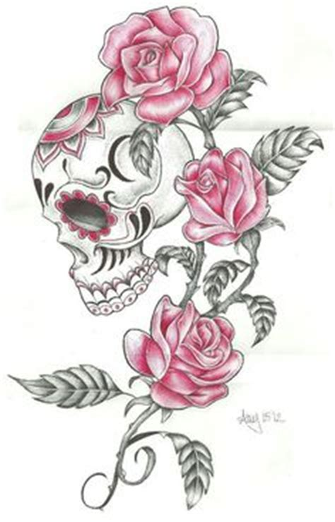 1000 images about tattoos on pinterest skulls and roses