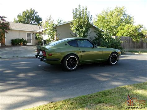 New Datsun 240z by 1972 Datsun 240z Brand New 300h P Rebello Rod 2 8