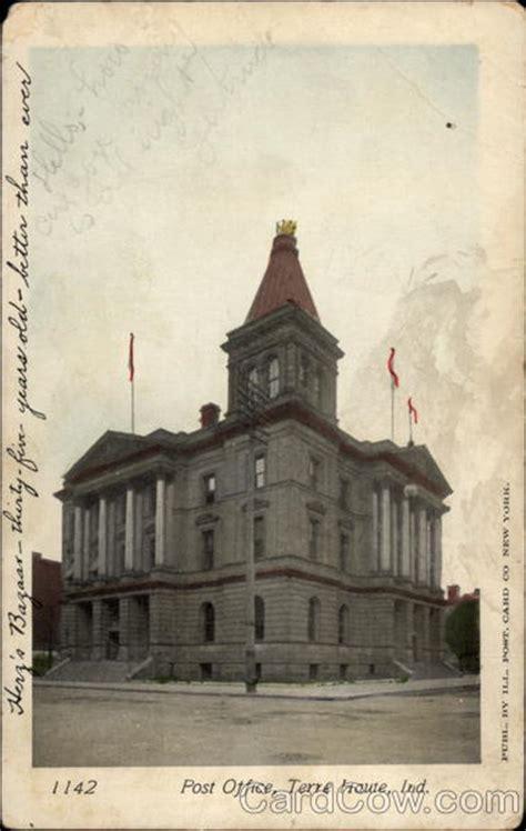 post office terre haute in