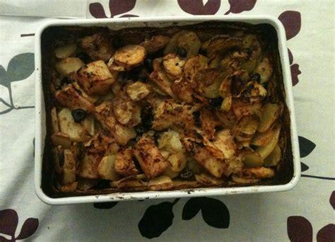 baccal 224 al forno con patate un allegra pasticciona in cucina