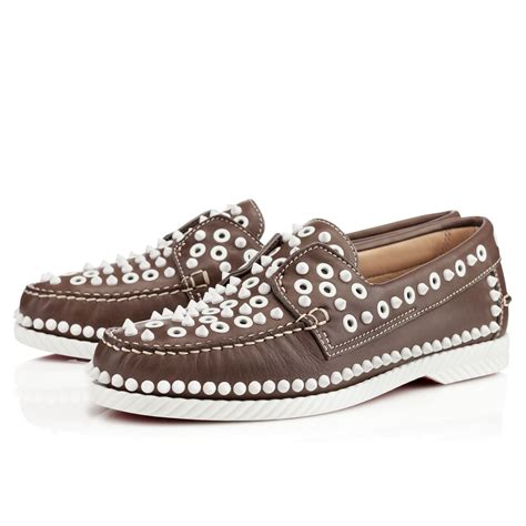louis vuitton sneakers with spikes christian louboutin yacht spikes loafers louis