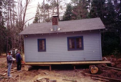 Small Homes On Skids Skid Foundation For Cabin Studio Design Gallery